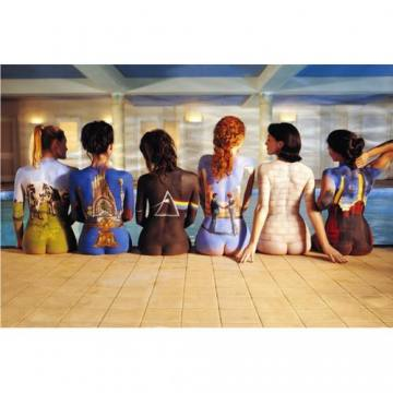 Painted Ladies-Pink Floyd 45143
