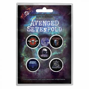 The Stage-Avenged Sevenfold 45129