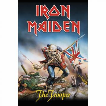 The Trooper-Iron Maiden 45733