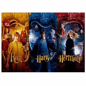 Ron,Harry,Hermione-Harry Potter 45034