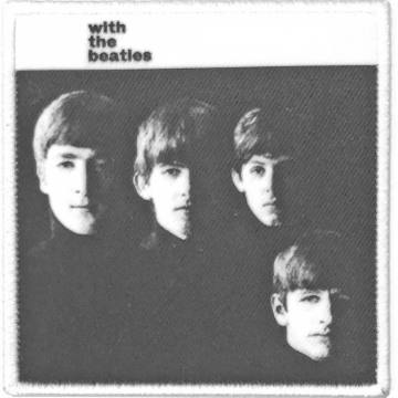 With The Beatles Album Cover - The Beatles 46016