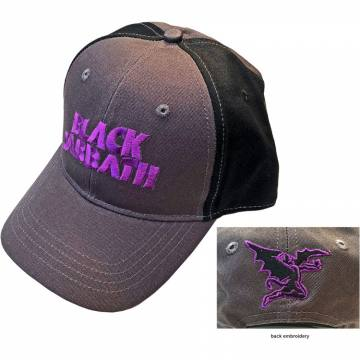 Purple Logo-Black Sabbath  46685