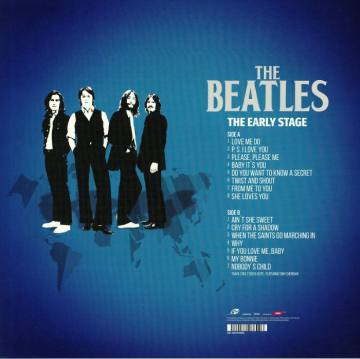 The Early Stage- The Beatles 46965