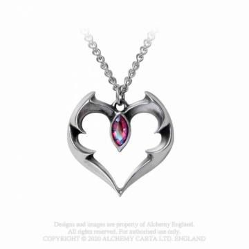 Batheart - The Vampire's Kiss- Alchemy Gothic 46311