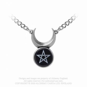 Sin Horned God- Alchemy Gothic 46299