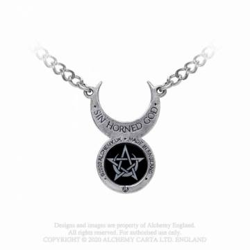 Sin Horned God- Alchemy Gothic 46298