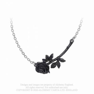 Black Rose Enigma- Alchemy Gothic 46302