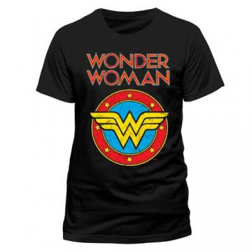 Vintage Logo-Wonder Woman 46062