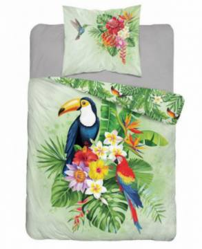 Tropical Parrot-Animals 46766