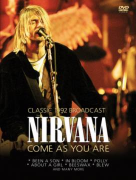 Come As You Are Live 1992-Nirvana 47661