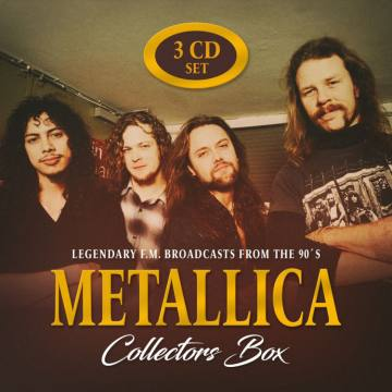 Collectors Box-Metallica 47181