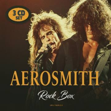 Rock Box- Aerosmith 47204