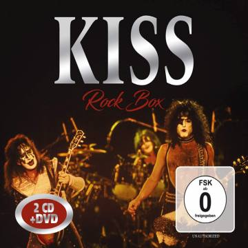 Rock Box-Kiss 47203