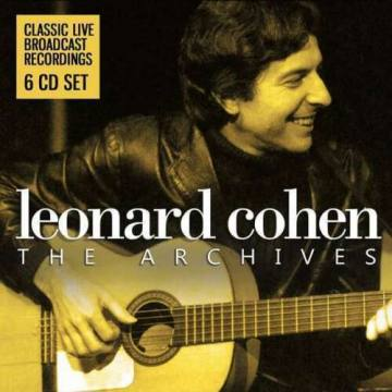 Archives-Leonard Cohen 47934