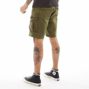 Dakota Parachute Oliv Green-Superdry 48417