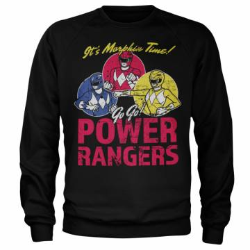 It's Morphin Time-Power Rangers 48880