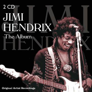 The Album-Jimi Hendrix 48258