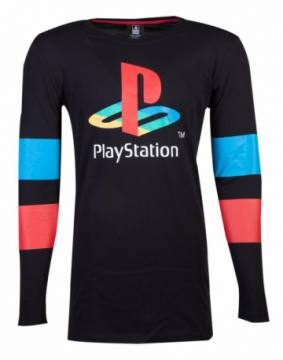 Logo&Arms Striped-Playstation 48838