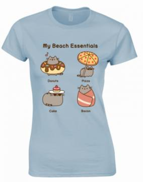 Beach Essentials-Pusheen 48694
