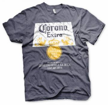 Washed Label-Corona Extra 49129