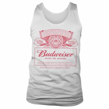 Red Logo-Budweiser 49080