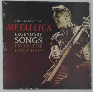 Legendary Songs From The Early Days-Metallica 49641