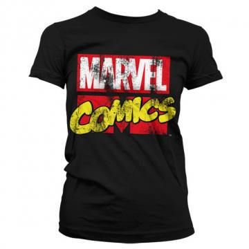 Retro Logo Distressed- Marvel Comics 50525