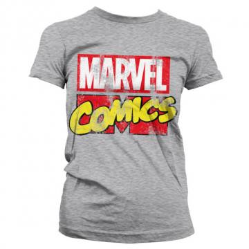 Retro Logo Distressed- Marvel Comics 50526