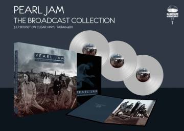 The Pearl Jam Broadcast Collection-Pearl Jam 50865