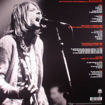 The Nirvana Broadcast Collection-Nirvana 50868