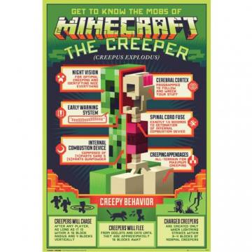 Creeper-Minecraft 51448