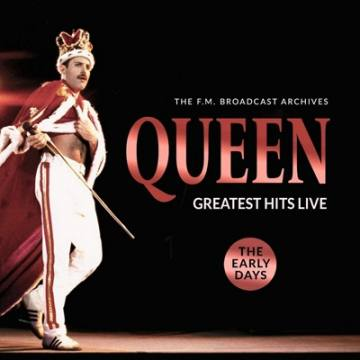 Greatest Hits Live-Queen 51524