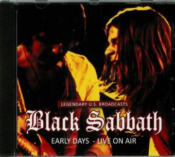Early Days-Live On Air-Black Sabbath  51531