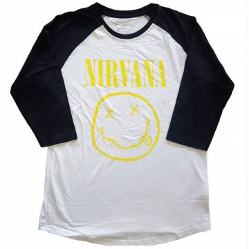 Yellow Smiley-Nirvana 51484