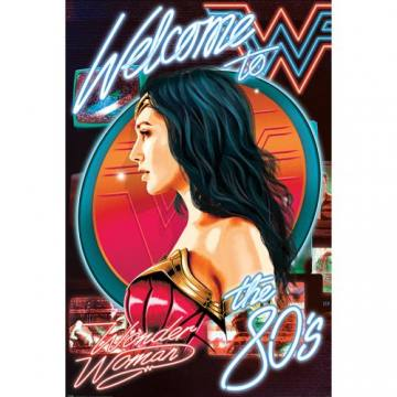 Welcome To The 80s-Wonder Woman 52288