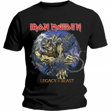Eddie Chained Legacy-Iron Maiden 52108