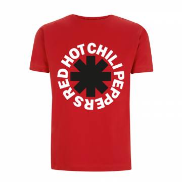 Asterisk Logo Red-Red Hot Chili Peppers 52001