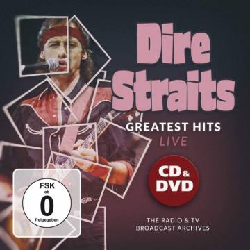 Greatest Hits Live-Dire Straits 52095