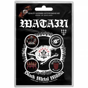 Black Metal Militia-Watain 53758