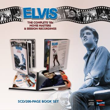 The Complete 50s Movie Masters nd Session Recordings-Elvis Presley 53871