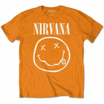 White Smiley-Nirvana 53320
