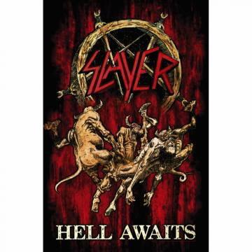 Hell Awaits-Slayer 53844