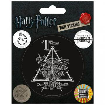 Deathly Hallows- Harry Potter 54844