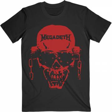 Vic High Contrast Red - Megadeth  54703