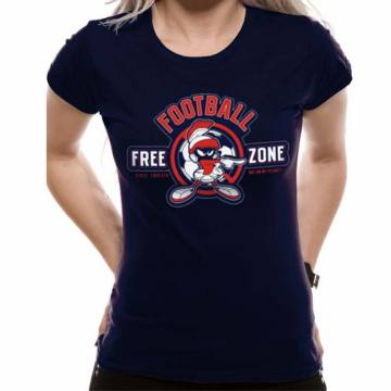 Football Free Zone- Looney Tunes-Marvin The Martian 54275