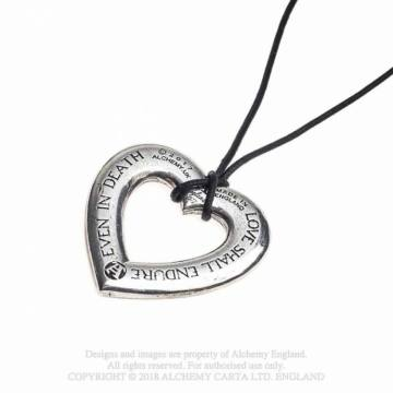 Love Over Death- Alchemy Gothic 54032