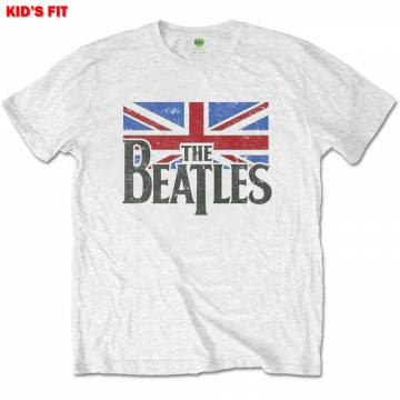 Logo Vintage Flag-The Beatles 55914