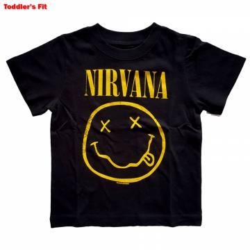 Yellow Smiley-Nirvana 55002