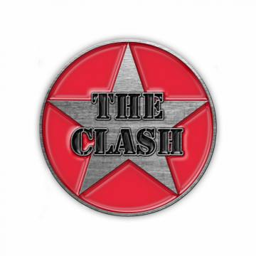 Military Logo-The Clash 55743