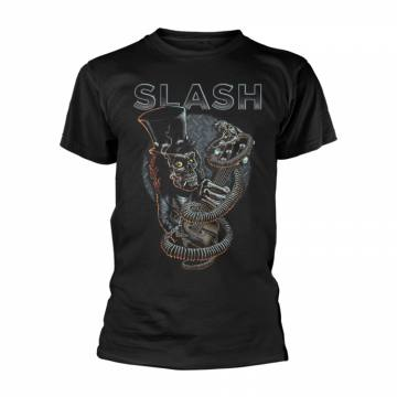 Skull Guitar Snake-Slash 55425